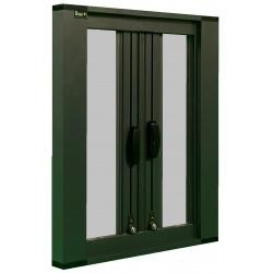 Rolhordeur EGE40 voor dubbele deur (code 15)
