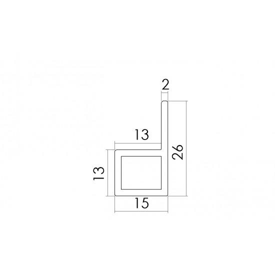 Schuifhordeur deLuxe (code 16) Raamrolhorren en deuren