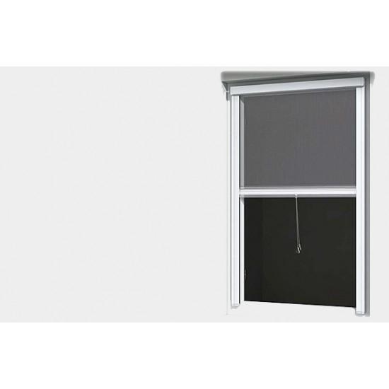 Rolhor IDA40 voor naar binnen en buiten draaiende ramen Raamrolhorren en deuren